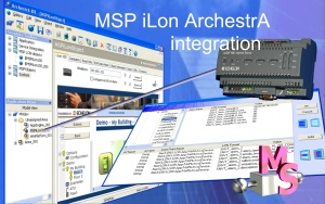 MSP iLon A2 integration package small